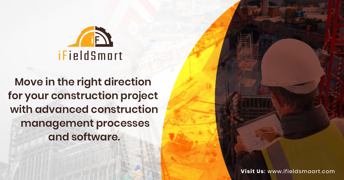 Move in the right direction for your construction project with advanced construction management processes and software.